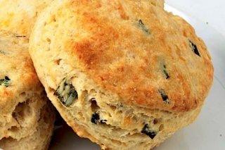 Receta de biscuits de polenta