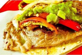 Receta de bistec ranchero mexicano