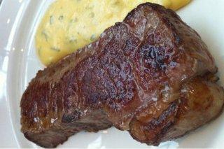 Receta de bistec de ternera a la sartén