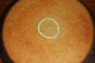 Receta de bizcocho de limón sin gluten