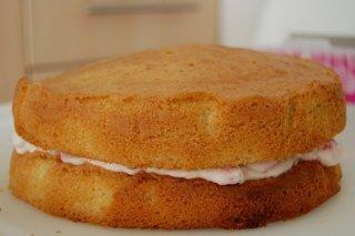 Receta de bizcocho de torta