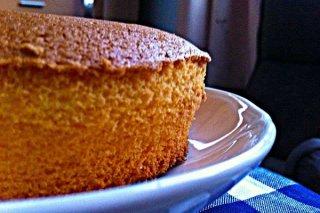 Receta de bizcocho esponjoso para tortas