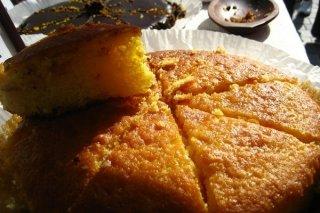 Receta de bizcocho con aceite de girasol y mantequilla