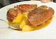 Receta de bogavante con patatas