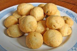 Receta de bolitas de patata rellenas