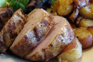 Receta de bondiola de cerdo marinada