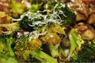 Receta de brócoli asado
