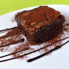 Receta de brownie express