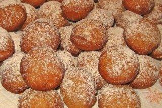 Receta de buñuelos de calabacín dulces