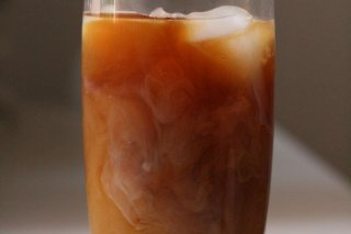 Receta de café con hielo