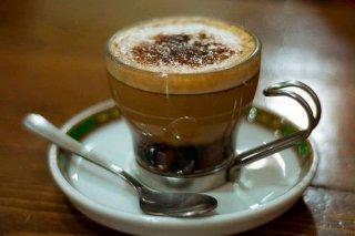 Receta de café vienés