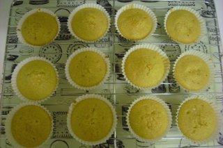 Receta de cakes de limón