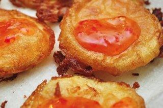 Receta de calabacín frito