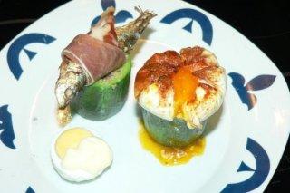 Receta de calabacines rellenos de sardinas