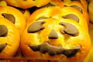 Receta de calabazas de halloween en thermomix