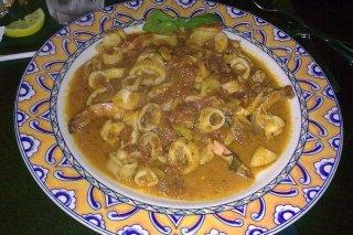 Receta de calamares con arroz