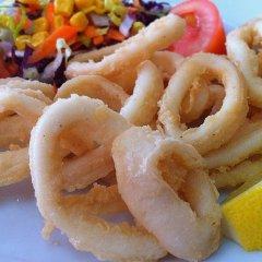 Receta de calamares rebozados a la andaluza