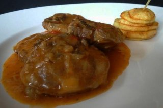 Receta de caldereta de carne de cordero