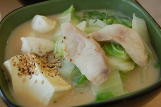 Receta de caldereta de pescado con fideos