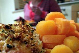 Receta de caldereta de pescado con zanahoria