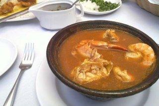 Receta de caldo de marisco a la mexicana