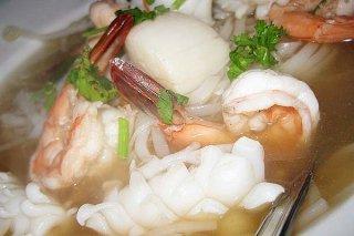 Receta de caldo de mariscos de guatemala