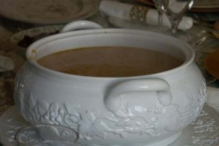 Receta de caldo para sopa