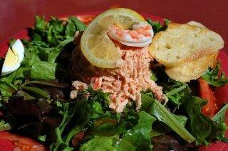 Receta de cangrejo en salpicón