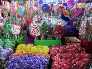 Receta de caramelos caseros