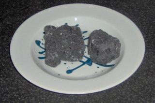 Receta de carbón dulce