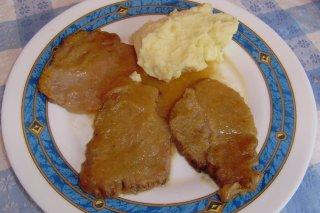 Receta de carne asada de cerdo