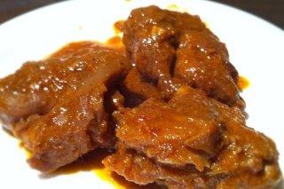 Receta de carne de cerdo en salsa