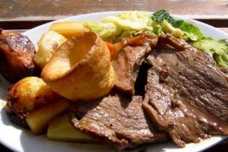 Receta de carne de res asada