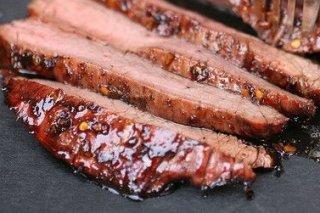 Receta de carne de ternera en salsa de soja