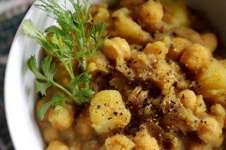 Receta de carne estofada con patatas