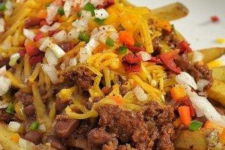 Receta de carne picada con patatas