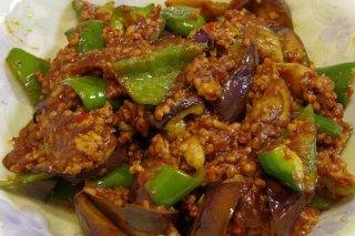 Receta de carne picada con verduras