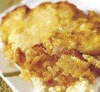 Receta de cazuela de arroz y coliflor