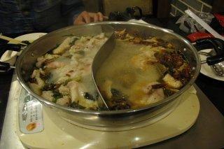 Receta de cazuela de pescados y mariscos