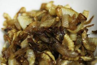 Receta de cebolla caramelizada con hinojo