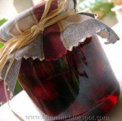 Receta de cerezas en conserva con vodka