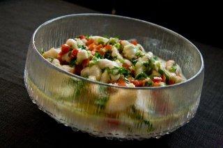 Receta de ceviche de pescado ecuatoriano