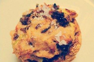 Receta de champiñones rellenos de gorgonzola
