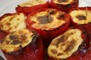 Receta de chiles rellenos con queso
