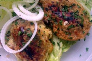 Receta de chiles rellenos de queso y cebolla