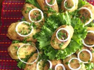 Receta de chiles rellenos guatemaltecos