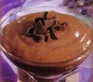 Receta de chocolate a la crema con nueces