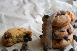 Receta de chocolate chip cookies