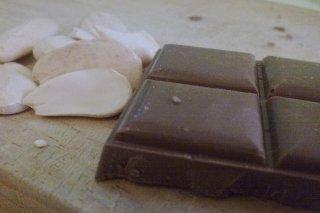Receta de chocolate con pimienta