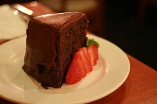 Receta de chocolate para tartas